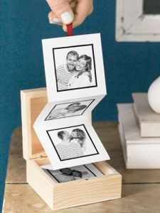Beautiful gift for anyone with a desk for less than you think! Tutorial