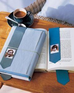 Personalized bookmark. Tutorial