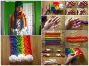 finger-knitted-scarf-tutorial
